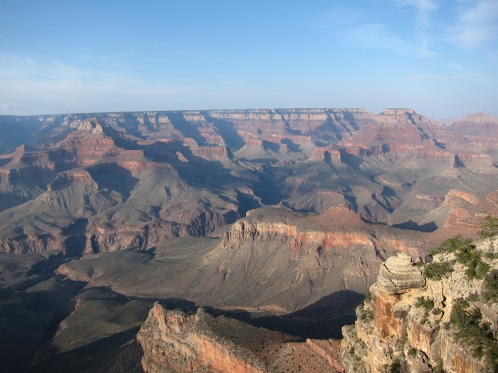 Words cannot describe the vastness that is the Grand Canyon.