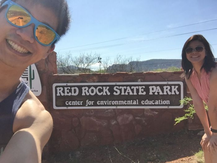 Red Rock State Park~