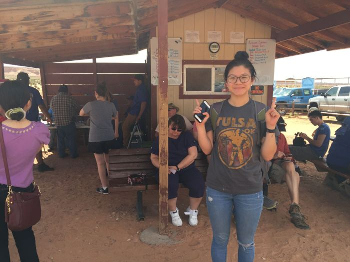 Finally arrived at the Antelope Canyon Navajo Tours location. We visited just the upper canyon part during a 4pm tour.