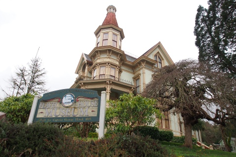 The Flavel House Museum in Astoria