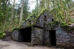 Stone House, which is also called the Witches Castle