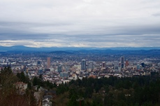 Views of Portland