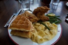 Founding Farmers - Chicken & Waffles
